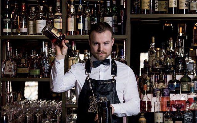 eric van beek, bartender, baccardi legacy, лучшие бармены мира, классический бокал