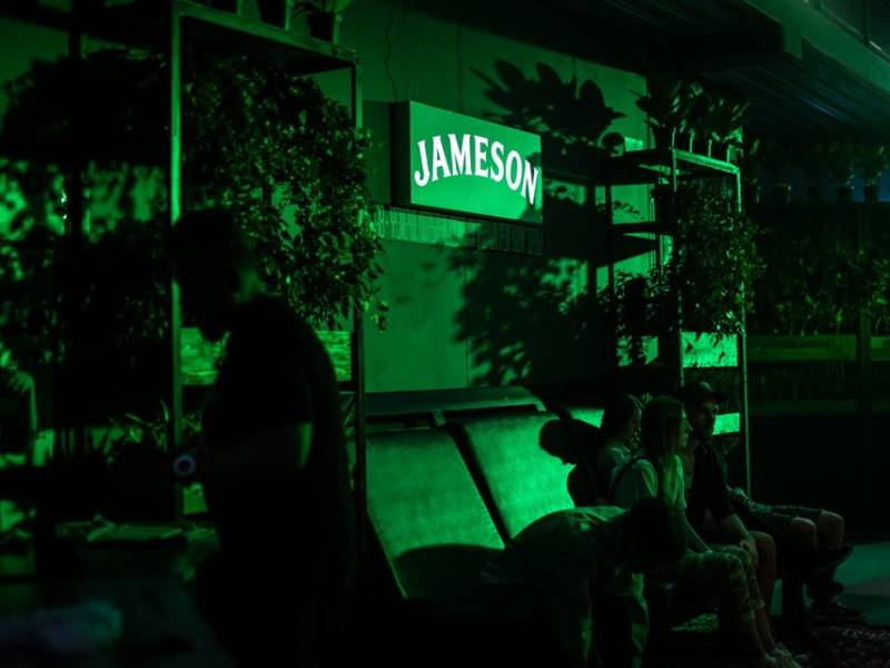 конкурс барменов 2019, Jameson Snow Challenge