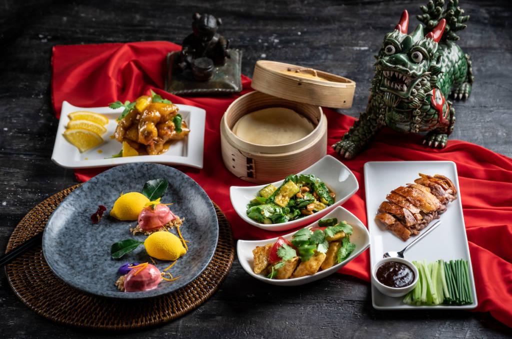 Китайская грамота. Бар и Еда, как отмечать китайский новый год, что есть и пить на китайский новый год, китайская еда