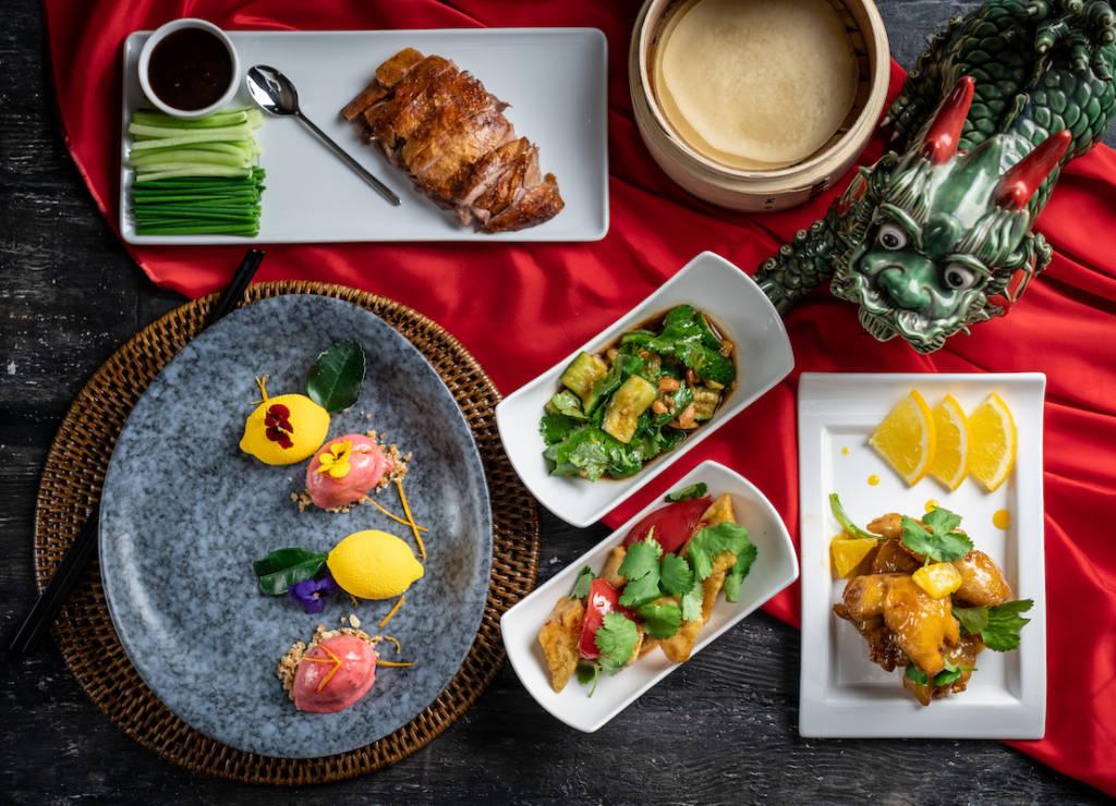 как отмечать китайский новый год, что есть и пить на китайский новый год, китайская еда