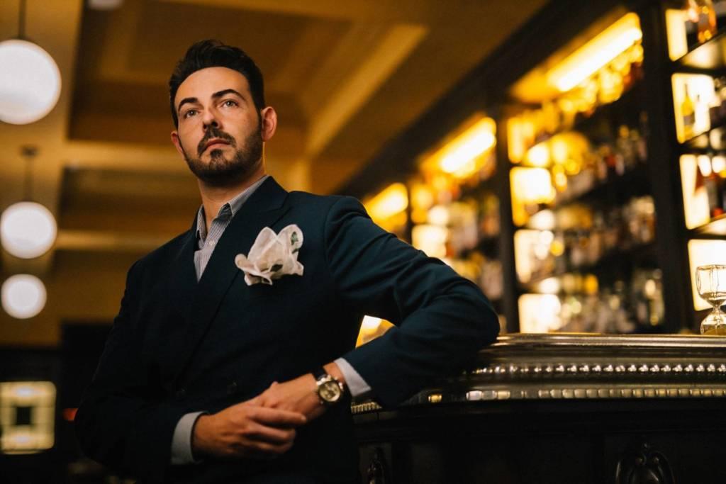 Mario Farulla, бармен, италия, бар, коктейль и кино