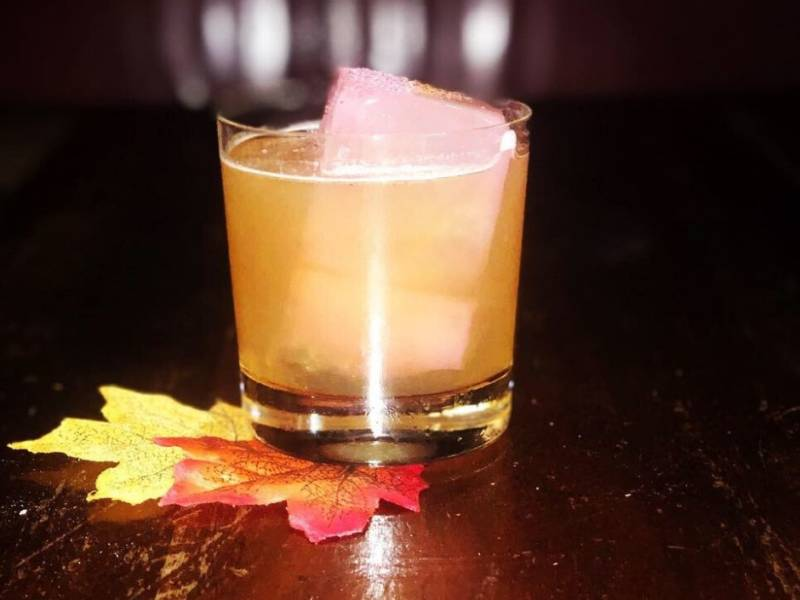 коктейль, осень в нью-йорке, Mario Farulla, бармен, италия, бар, коктейль и кино