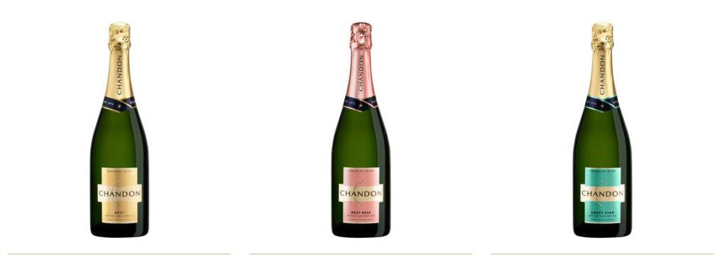 шампанское, игристые, вино, chandon