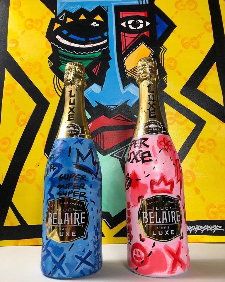 шампанское, игристые, вино, belaire