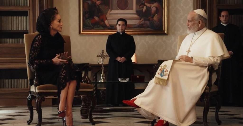 Шерон Стоун, Новый Папа сериал