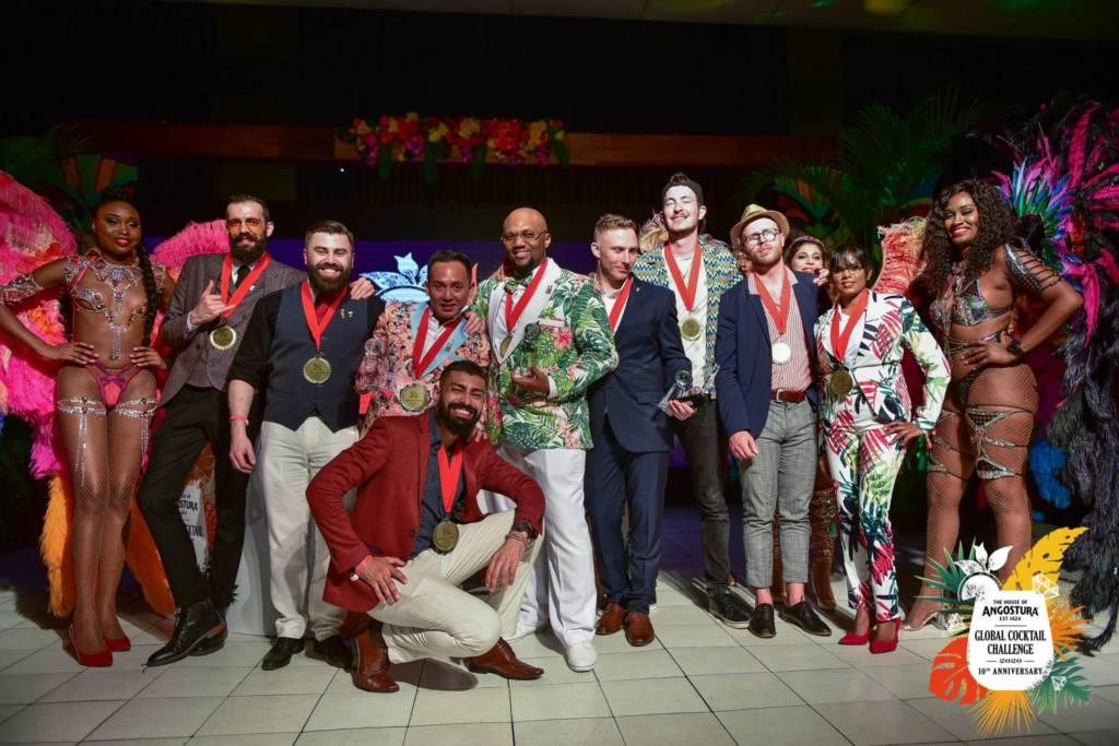 Marv Cunningham, Посол бренда Angostura, Angostura, Angostura Global Cocktail Challenge 2020, cocktail, конкурс барменов
