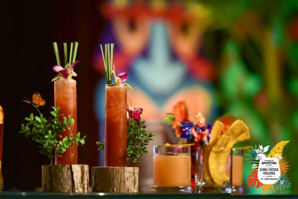 Marv Cunningham, Angostura Global Cocktail Challenge 2020. cocktail