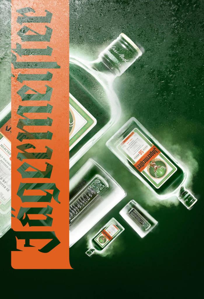 Jägermeister, ликер, история алкоголя, алкоголь, биттер, Ягермайстер, егермайстер, бутылка