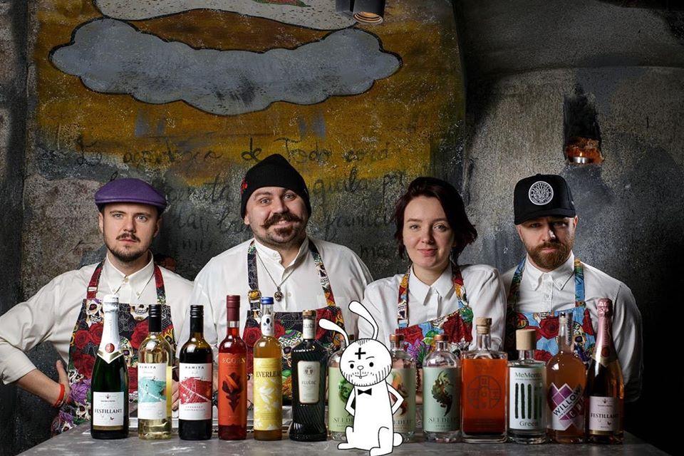 El Copitas bar, Эль копитас, мексиканский бар петербург, лучший бар питера, Tales of the cocktail, барная премия, Spirited Awards 2020