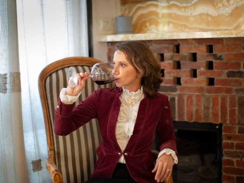 Эйнат Кляйн, жена макаревича, израильское виноделие, вина израиля, онлайн дегустация, вино и ко, vino & co, вино