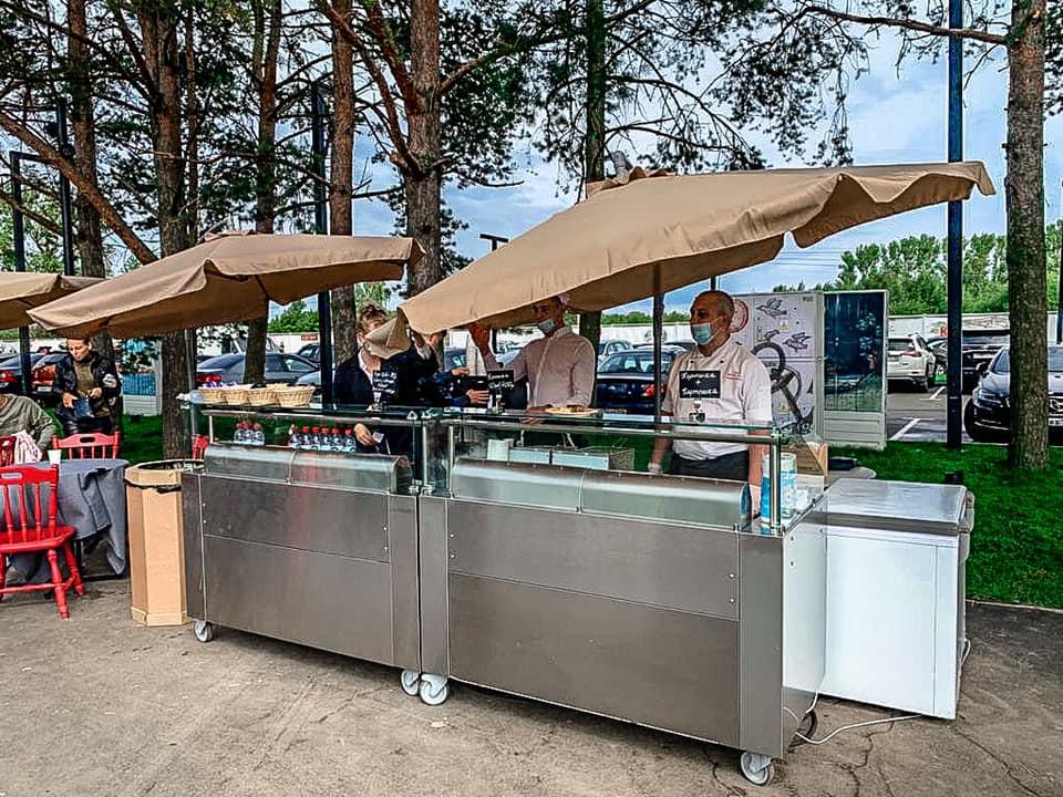 Гастрономический Фестиваль, балтийское море, морской фестиваль в ломоносове