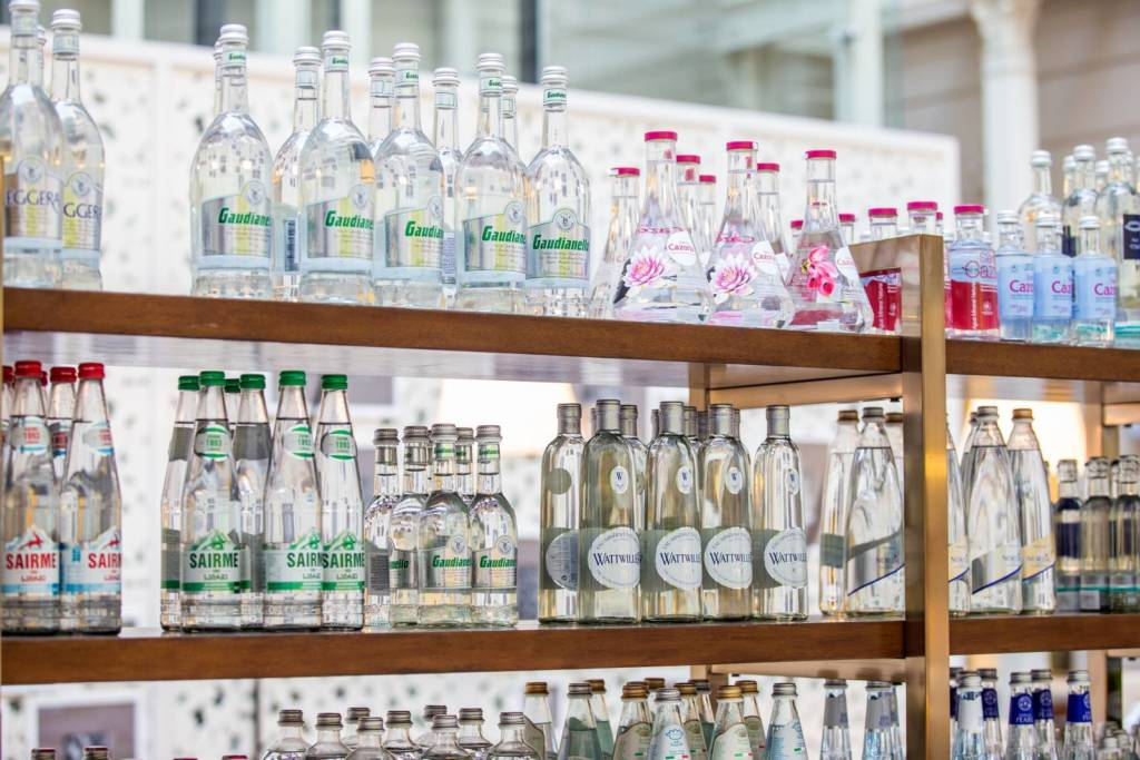 коктейль, коктейльная карта, куда пойти в СПб, рестораны Петербурга, ресторан вино и вода, 70 видов воды, вода в ресторане