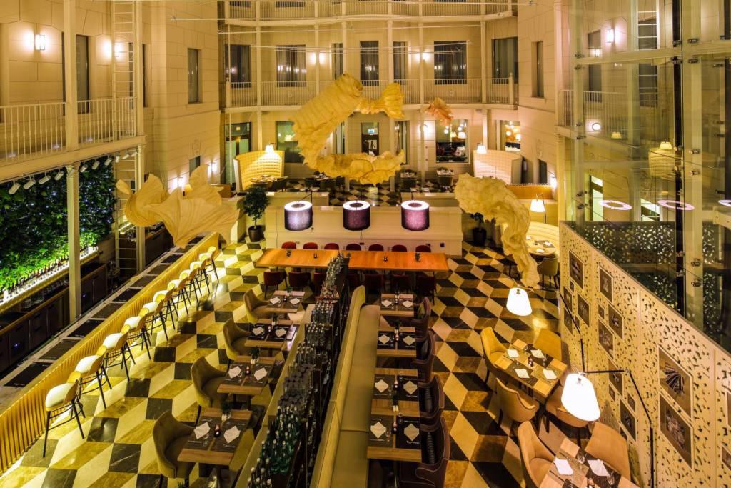 коктейль, коктейльная карта, куда пойти в СПб, рестораны Петербурга, ресторан вино и вода