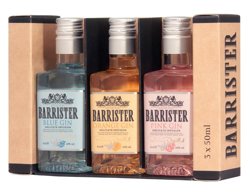 barrister gin, russian gin, ladoga russia, ladoga group