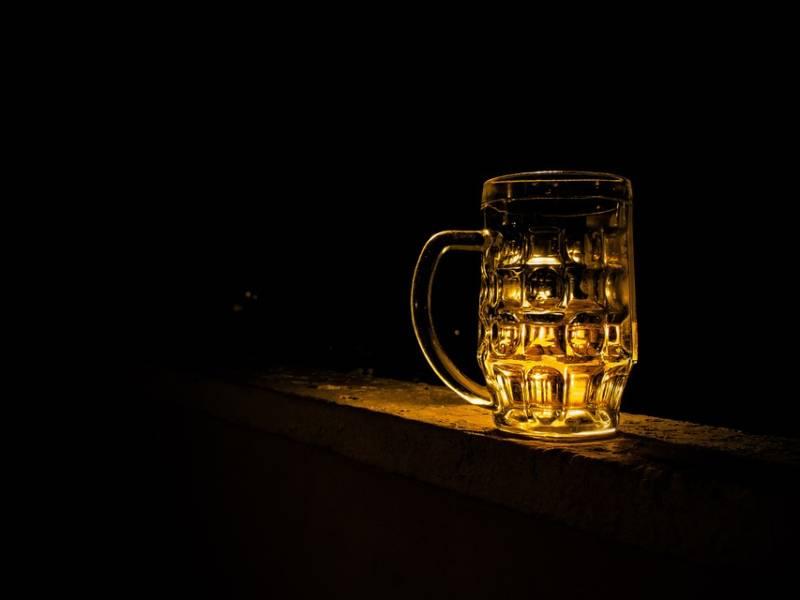 безалкогольное пиво, пиво, beer, рост продаж, производство пива, бокал пива