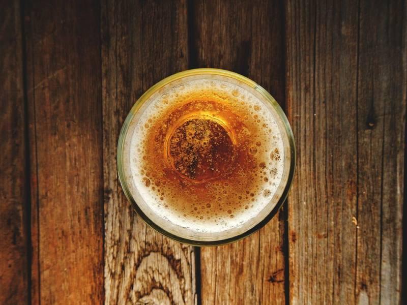 fungtn, медицинское пиво, пиво с грибами, безалкогольное пиво, пиво, beer, рост продаж, производство пива, бокал пива