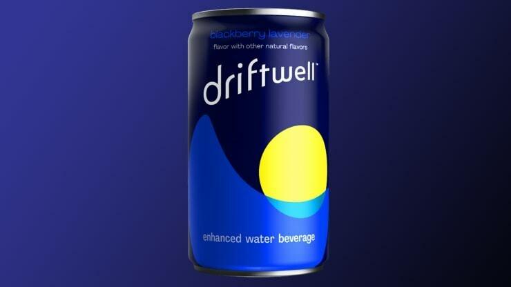 pepsico, driftwell, энергетики наоборот, усыпляющие напитки, успокоительные напитки, безалкогольные напитки