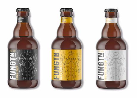 пиво с грибами, слабоалкогольные напитки, пиво, медицинское пиво, fungtn