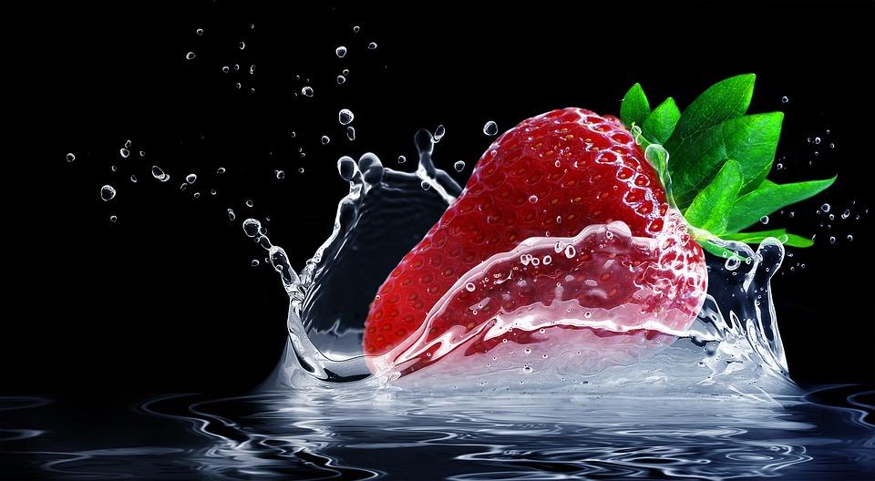 клубника, как избавиться от перегара, перегар, похмелье, гигиена полости рта, здоровье