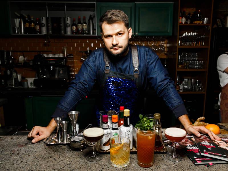 ANGOSTURACocoa Bitters, Данил Невский, ангостура, рецепт коктейля, новые коктейли