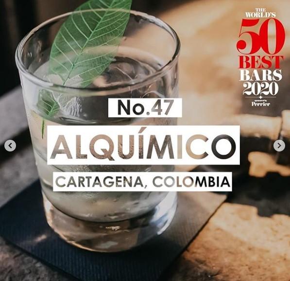 world's best 50 bars, best 50, top 50 bars of the world, лучшие бары мира, 50 лучших баров мира 2020, топ 50 баров 2020, dcw magazine