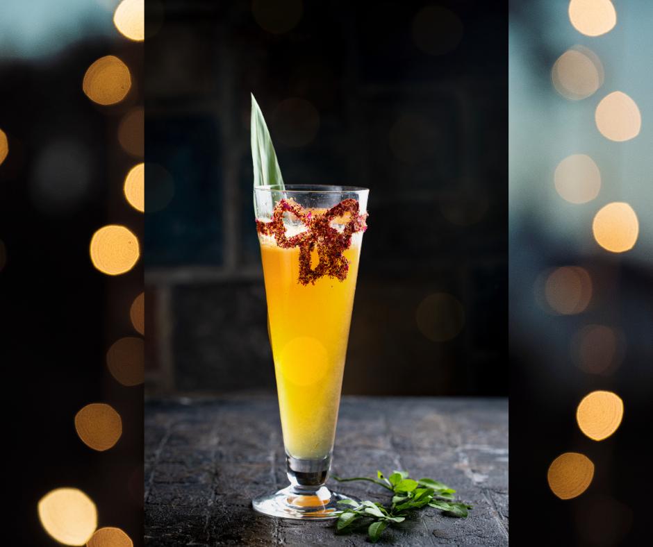 Balzi Rossi, ресторан, рестораны москвы, барная карта, коктейль, зимний коктейль, оранжевый коктейль, новогодний коктейль, оригинальная подача, сладкий коктейль, dcw magazine