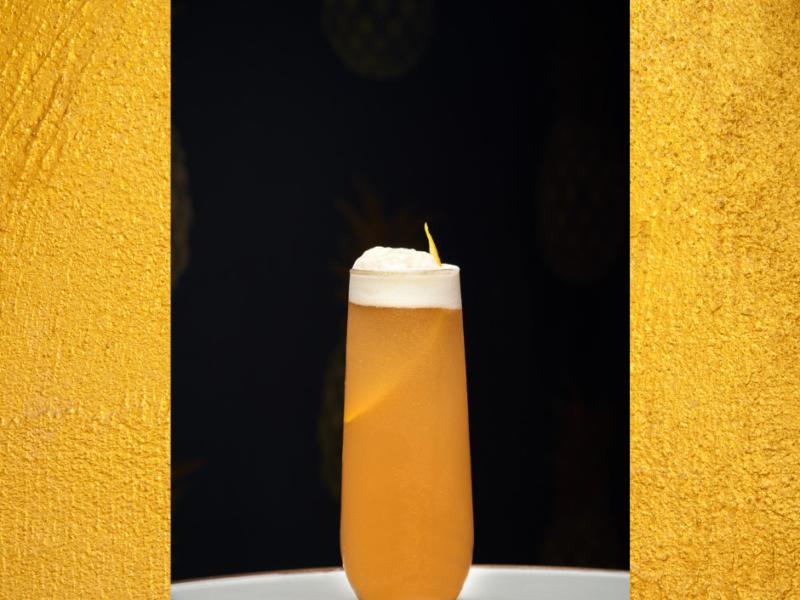 коктейль, оранжевый коктейль, Лучшие бары мира, куда пойти в Петербурге, bet 50, made in china, dcw magazine, журнал о барах, журнал о коктейлях, эрнест хемингуэй, the old man
