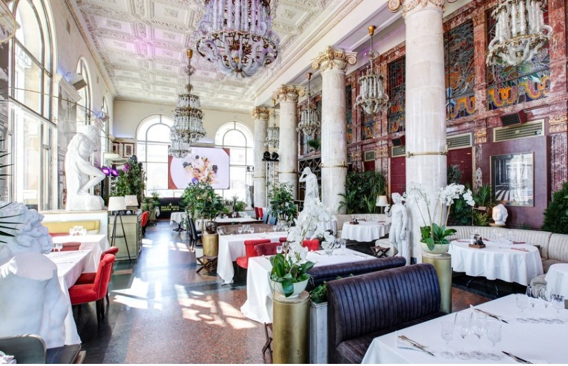 Balzi Rossi, ресторан, рестораны москвы, барная карта, dcw magazine, куда пойти в москве, роскошный ресторан, итальянский ресторан