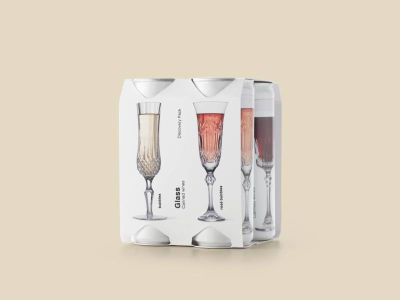 вино в банках, баночное вино, испанское вино, упаковка, дизайн упаковки, dcw magazine
