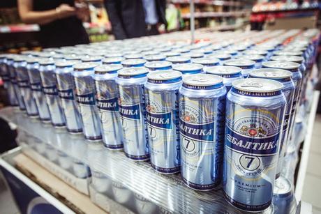 балтика, пиво балтика, пивоваренная компания балтика, пиво, пивная банка, dcw magazine