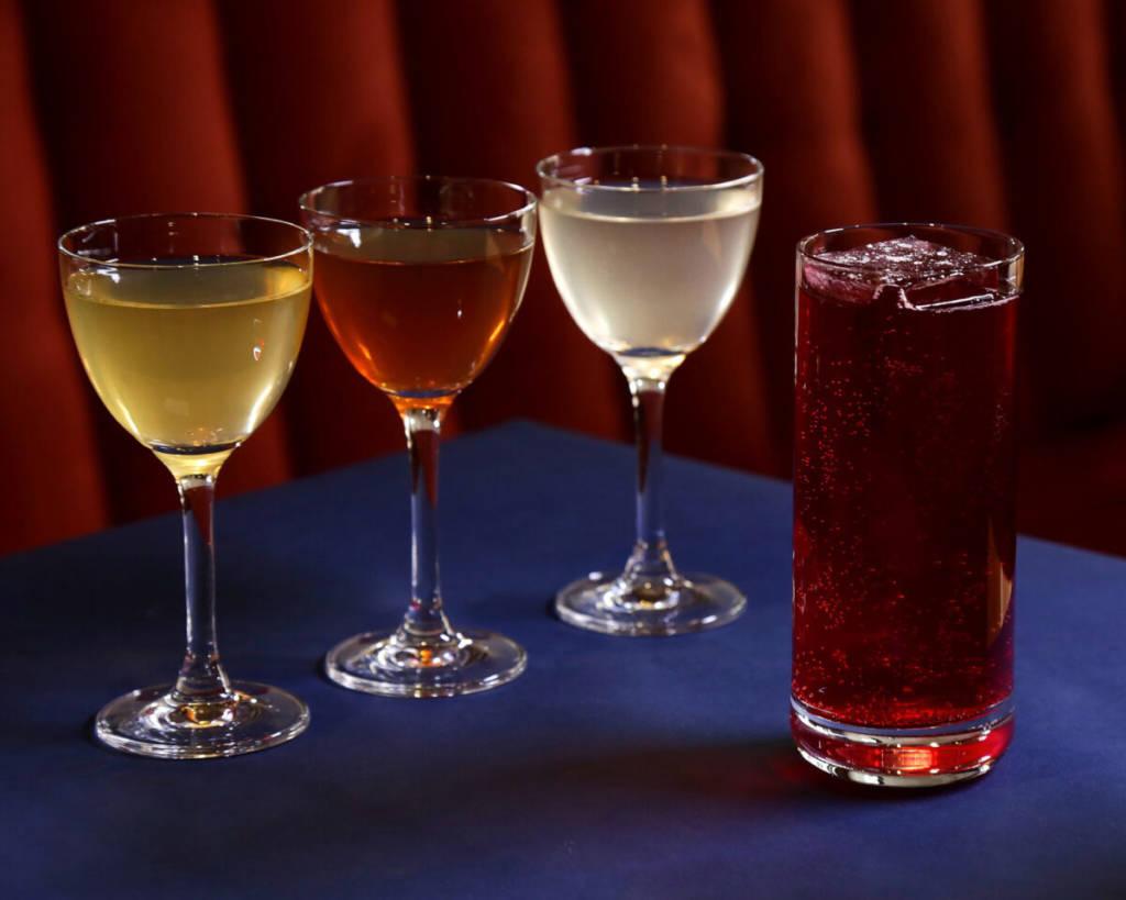 коктейли, Little Red Door, Made in China, DCW Magazine, журнал о барах, парижский бар, франция, топ 50 баров мира, куда пойти в петербурге