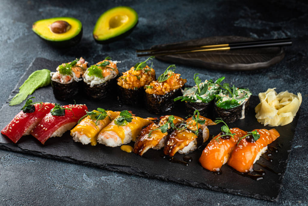 Tsunami Sushi & Cocktails, новое место в Москве, куда пойти в москве, коктейль в москве, бар на патриарших, хорошее место в центре, суши в москве, бар, коктейли, азия, dcw magazine, журнал о барах, суши, еда