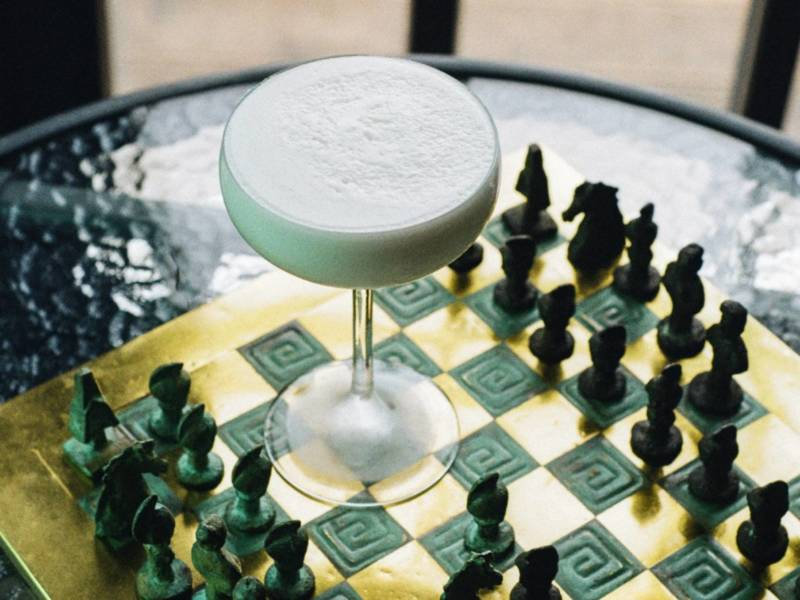 летние коктейли, World Chess Club Moscow, dcw magazine, журнал о барах, куда пойти в москве, бары москвы, шахматы