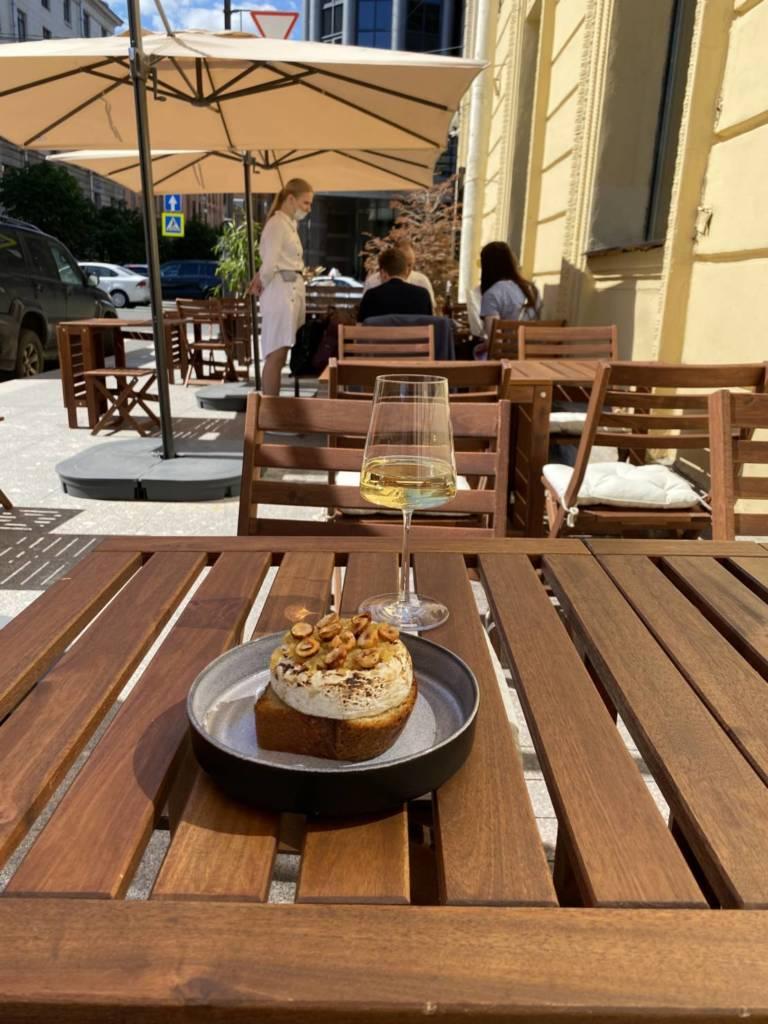 ресторан Bilbao, испанская кухня, куда пойти в спб, рестораны петербурга, dcw magazine, журнал о барах и ресторанах, бри на бриоши