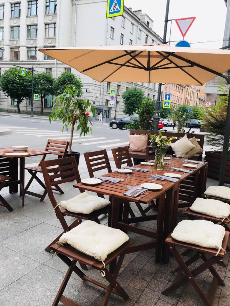 ресторан Bilbao, испанская кухня, куда пойти в спб, рестораны петербурга, dcw magazine, журнал о барах и ресторанах, ресторан с террасой